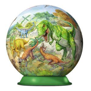 PUZZLE RAVENSBURGER Puzzle 3D Les dinosaures 72 pcs