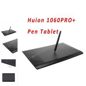 TABLETTE GRAPHIQUE Huion 1060 Pro + 10 x 6,25 pouces tablettes graphi