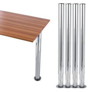 PIED DE TABLE  710-1100mm Réglable pied de table de travail de j
