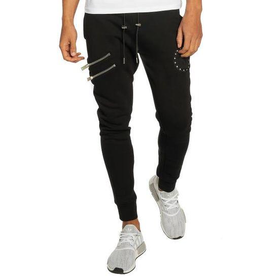 Horspist Homme Pantalons & Shorts Jogging Prins Noir