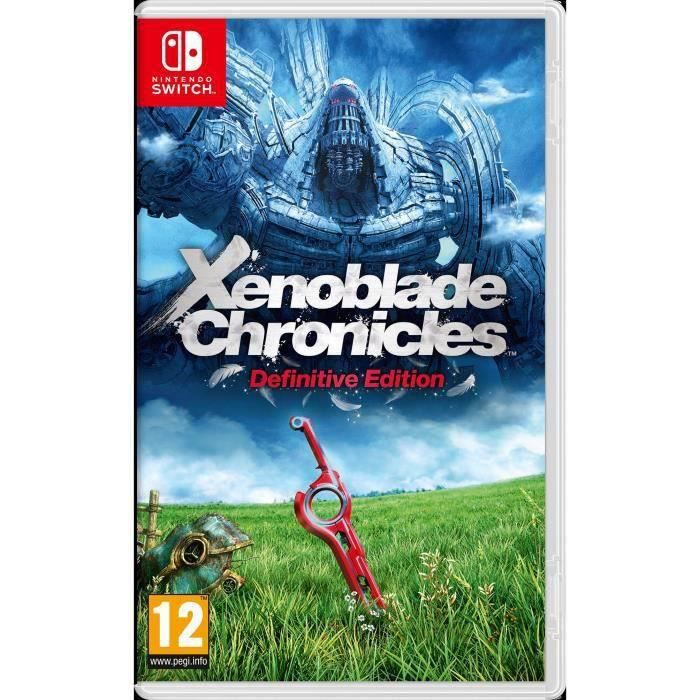 JEU NINTENDO SWITCH Jeu Nintendo Switch Xenoblade Chronicles TM : Défi