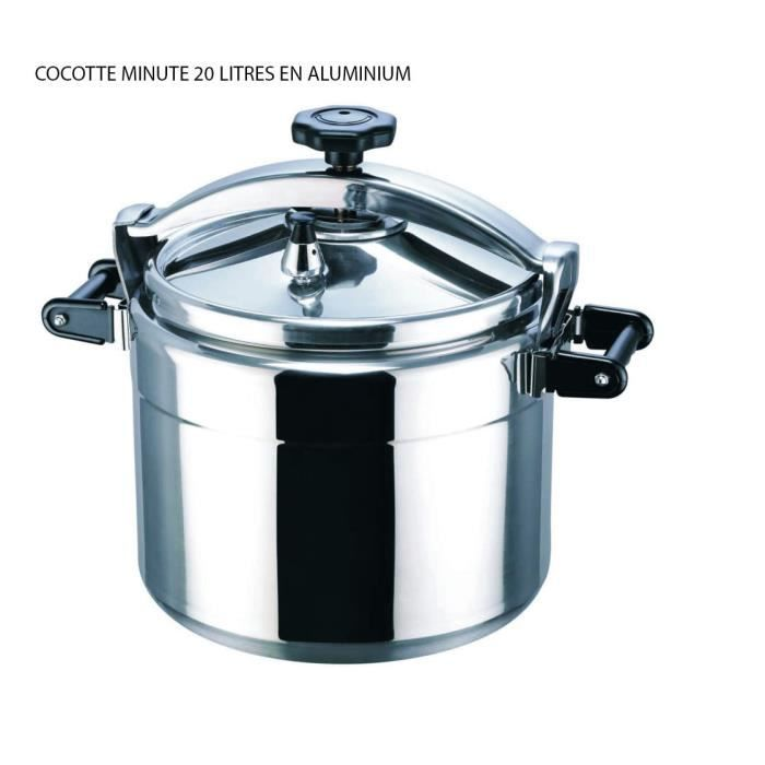 cocotte minutes 20 litres 2