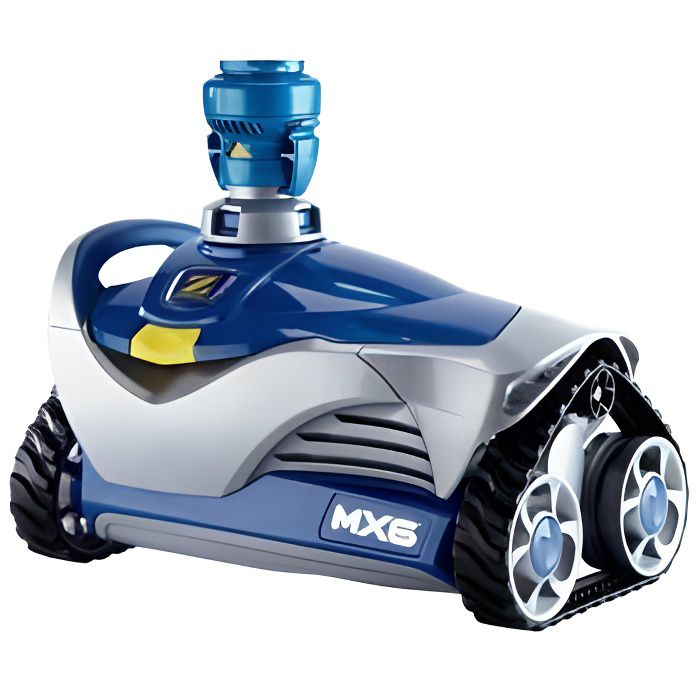 Robot piscine hydraulique Zodiac MX6 navigation X-DRIVE