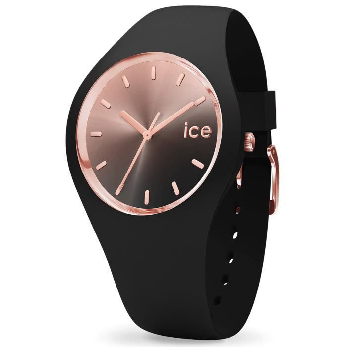 Montre femme Ice-Watch Sunset Black IC015748. Fash