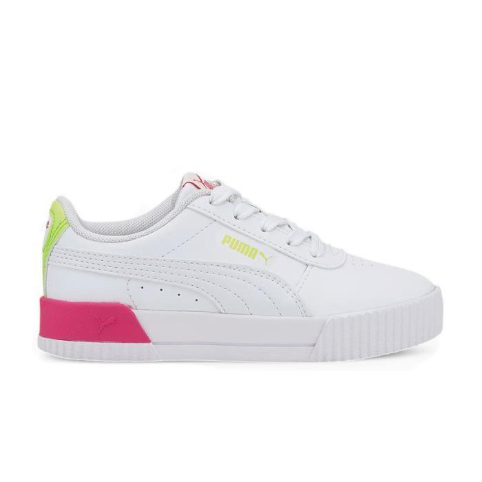 Scarpe Puma Carina Vivid PS Puma - 374696-01 Aggiungi una nota di stile cool californiano al tuo street-style con queste sneakers