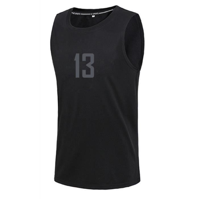 Maillot de Basketball N13 - Noir