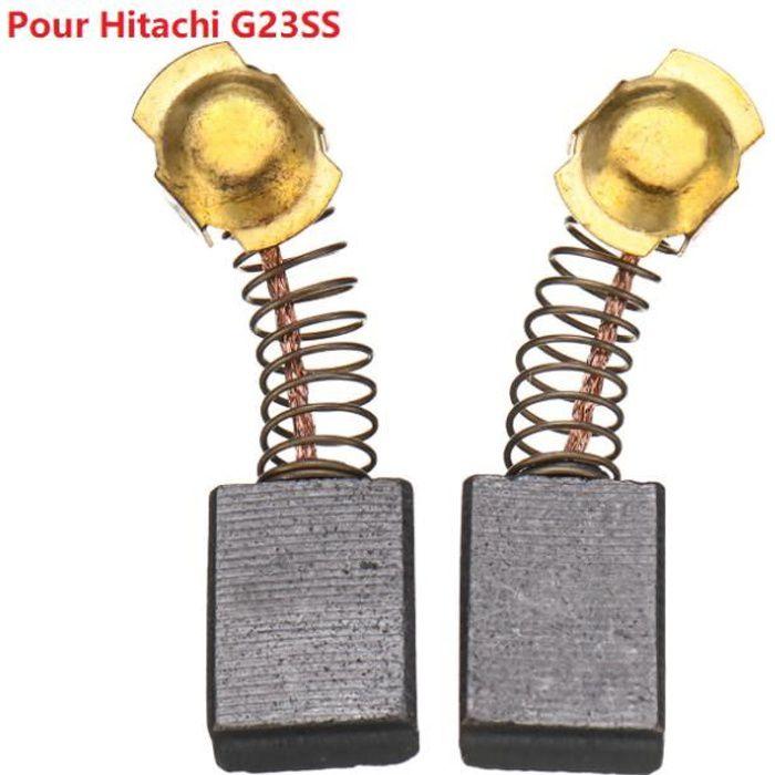 Balais de charbon Hitachi F-1000 A F-1000 M