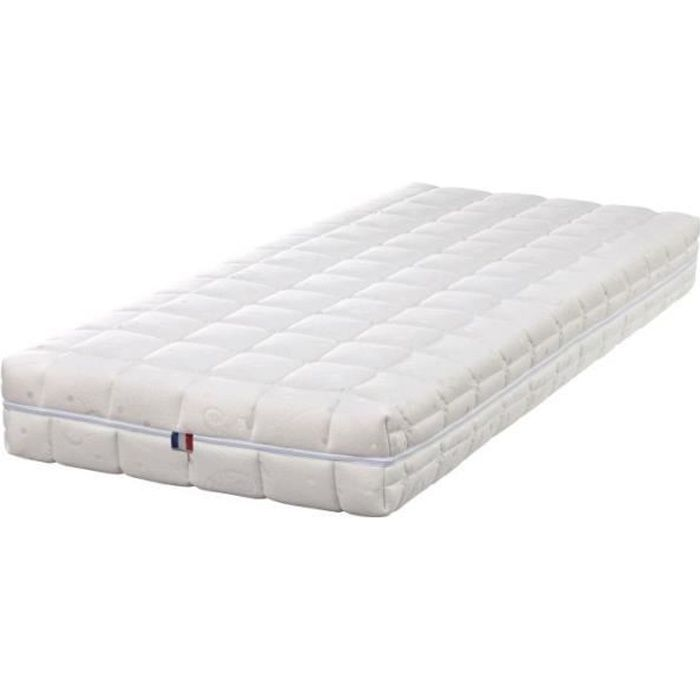 Natural Latex Matelas Ferme Latex Naturel 80 Kg M3 Dehoussable