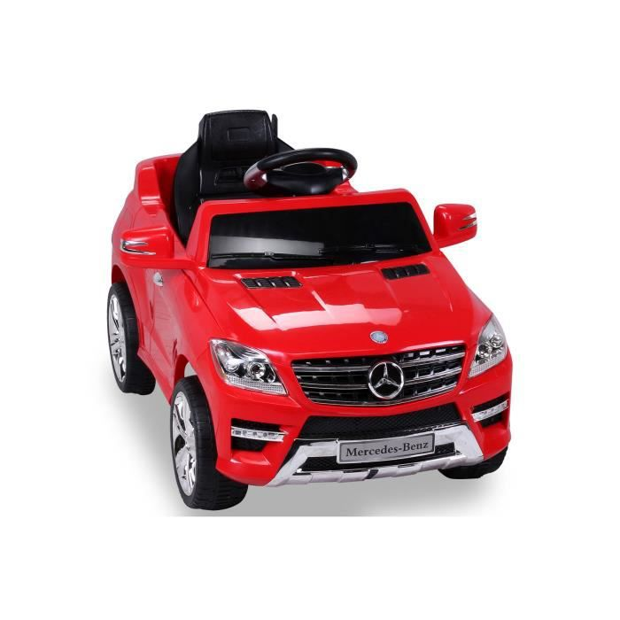 voiture lectrique enfant mercedes ml350 sous licence avec. Black Bedroom Furniture Sets. Home Design Ideas
