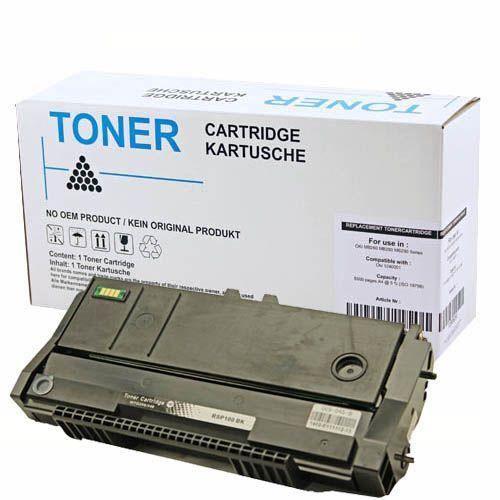 Compatible 407166 Toner Laser pour Ricoh SP100 SP110 SP112 SP100LE SP100e SP100SF SP100SFe SP100SU SP100SUe SP112e SP112SF SP112SFe SP112SU SP112SUe 1200 Pages