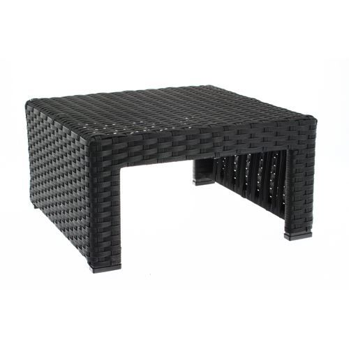 table de jardin ovale en plastique pas cher. Black Bedroom Furniture Sets. Home Design Ideas