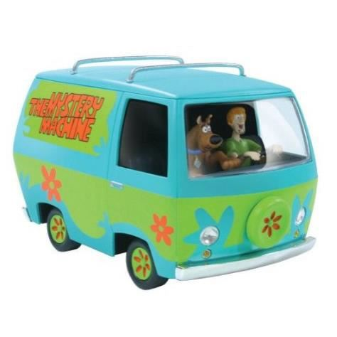 scooby doo mystery machine 1 50 m tal achat vente. Black Bedroom Furniture Sets. Home Design Ideas