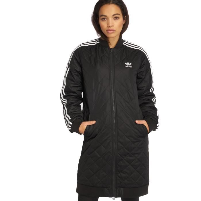 e78f182239e Adidas originals Femme Manteaux   Vestes   Bomber Originals Long ...