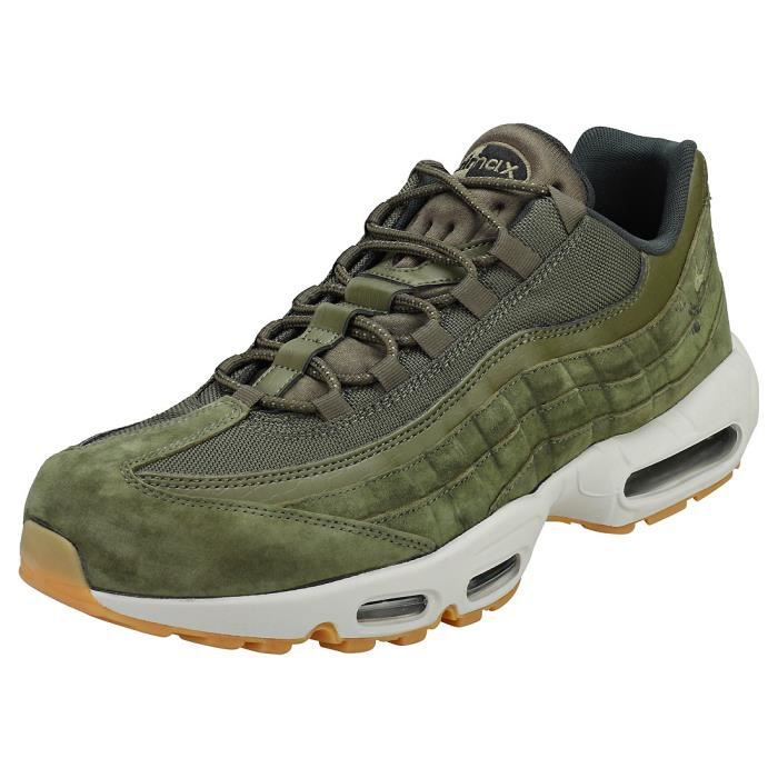 9dd09d19b6cc Nike Air Max 95 Se Homme Baskets olive Vert Olive - Achat / Vente ...