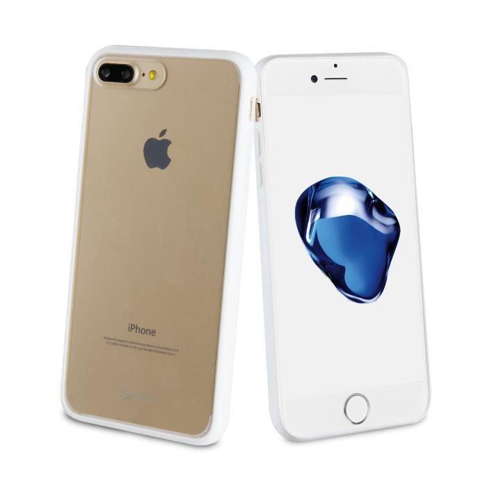 MUVIT Coque Crystal Bump - Apple Iphone 7 Plus - B