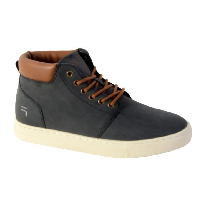 Chaussure Fila Byram Mid Dress Blue UX8zw