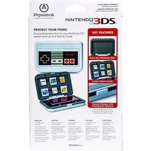 HOUSSE DE TRANSPORT POWER A Boîte de rangement Retro Nes - Nintendo 3D