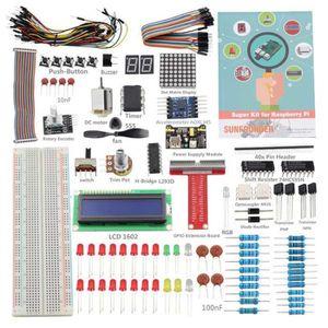 CARTE MÈRE Kit pour Raspberry Pi modèle -  Project Super Star