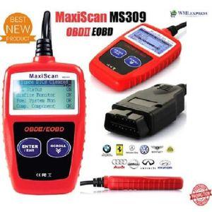 OUTIL DE DIAGNOSTIC Scanner Auto MS309