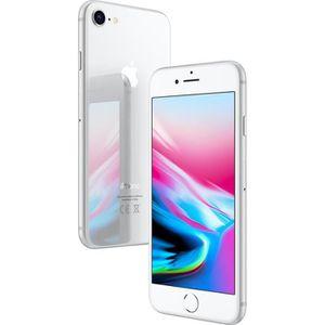 SMARTPHONE Argent Apple Iphone 8 64Go occasion débloqué remis