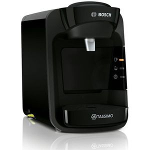 MACHINE À CAFÉ BOSCH TAS3102 Tassimo Suny - Noir All Black