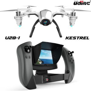 DRONE Drone FPV KESTREL UDI RC U28-1 avec caméra et reto