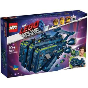 ASSEMBLAGE CONSTRUCTION LEGO® Movie 70839 Le Rexcelsior ! - La grande aven