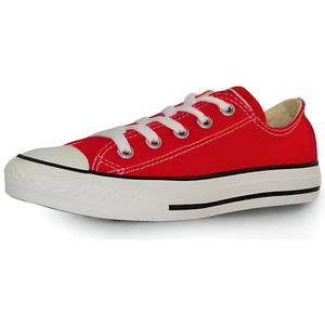Converse basse rouge