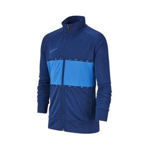 TENUE DE FOOTBALL Veste Nike Academy I96 Gx K Bleu Junior