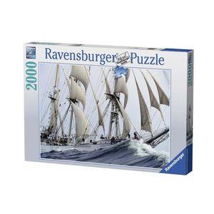 PUZZLE Ravensburger - 16629 - Puzzle Le Statsraad Lehmkuh