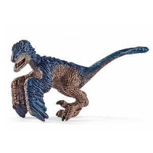 FIGURINE - PERSONNAGE SCHLEICH 14597 Figurine Dinosaure Mini Utahraptor