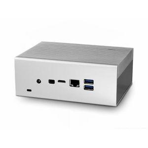 BOITIER PC  Boitier Logement aluminium Streacom ST-NC2S-WY Int