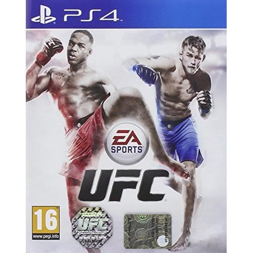 UFC Ea Sports - Playstation 4