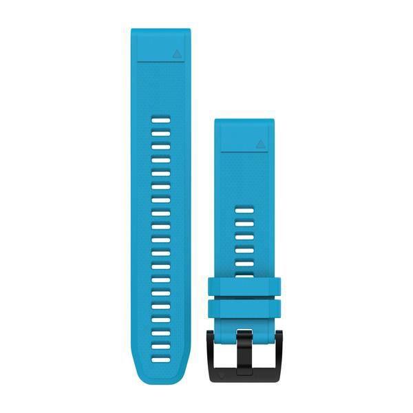 GARMin Bracelets QuickFit - 22mm - Silicone bleu