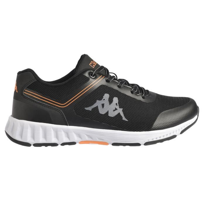 Kappa - Chaussures Faster homme Noir