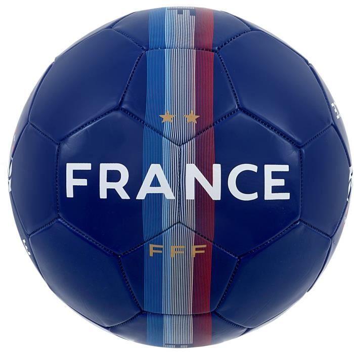 Ballon football FFF Dribble T5
