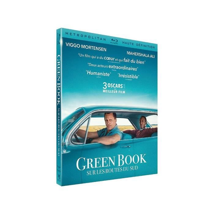 Green Book, Sur Les Routes Du Sud [Blu-Ray]