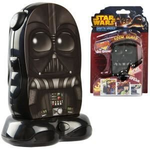 Veilleuse Star Wars Go Glow Dark Vador 3-in-1