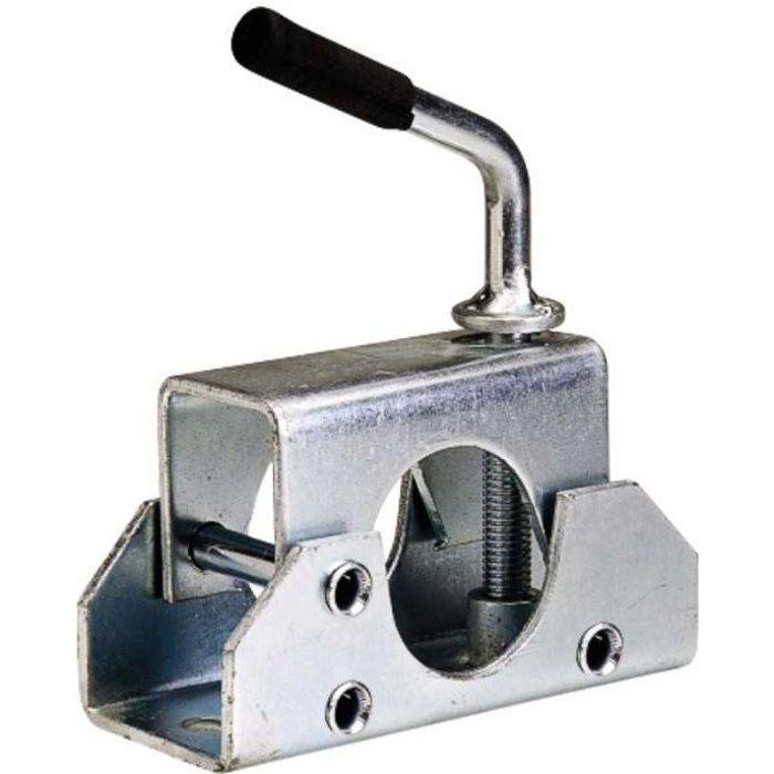 Colliers à charnière pour roue Jockey Ø 48 mm .