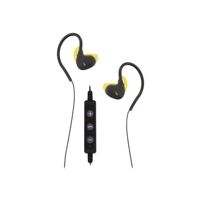 Ecouteurs Bluetooth 4.1 SPORT - noir Les nouveaux écouteurs Bluetooth sport de T'nB vous permettent de pratiquer vos activités s...