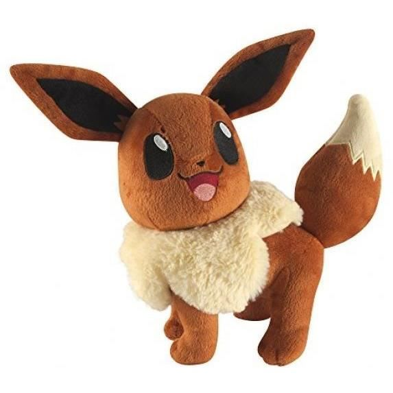 Peluche Pokemon Maxi Evoli