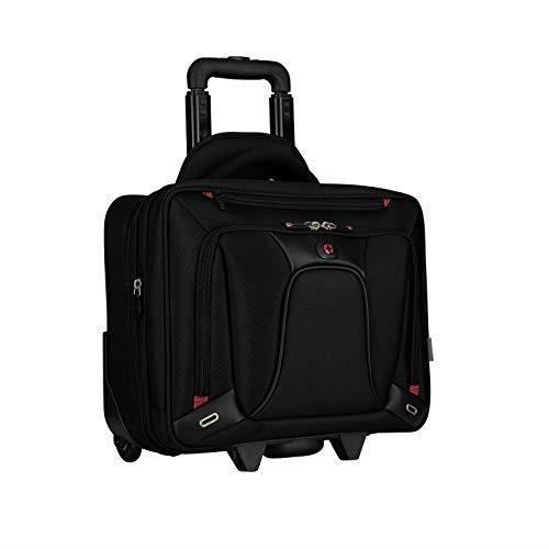 Wenger 600664 Transfer extensible à roues Laptop Briefcase, compartiment pour ordinateur portable rembourré avec iPad-tablett