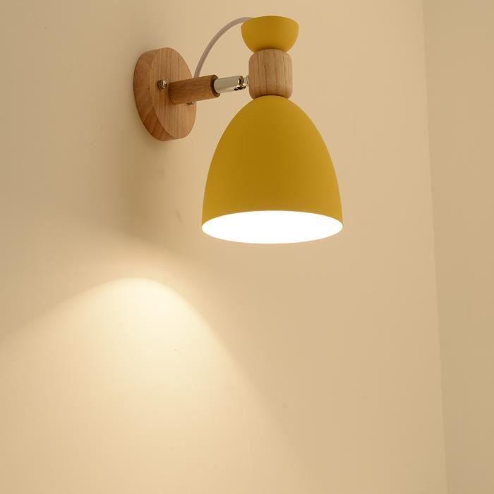 APPLIQUE  ECLAIRAGE INTERIEUR Lampe murale créative Swing He