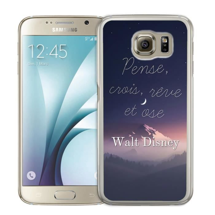 coque samsung s7 edge citation