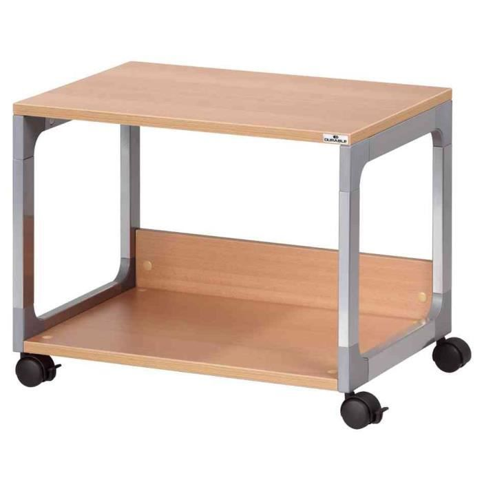 Table de bureau mobile multi trolley 48 2 tablett achat for Table de bureau