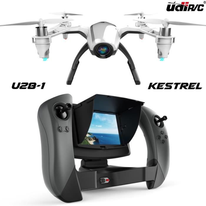 kestrel udi rc u28 1 avec cam ra et retour vid o sur. Black Bedroom Furniture Sets. Home Design Ideas