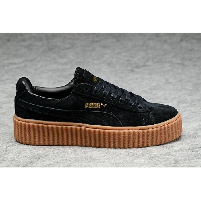 puma creepers haute. Black Bedroom Furniture Sets. Home Design Ideas