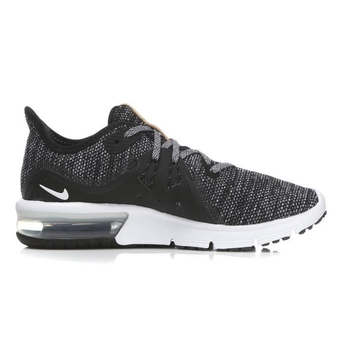 Max 011 Achat 3 Vente Basket Nike Air Sequent Noir 908993 EawBqpn