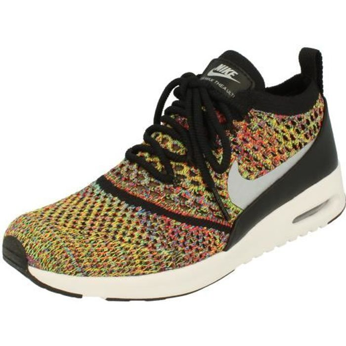 super popular 06789 3d391 BASKET Nike Air Max Thea Ultra Fk Femme Running Trainers