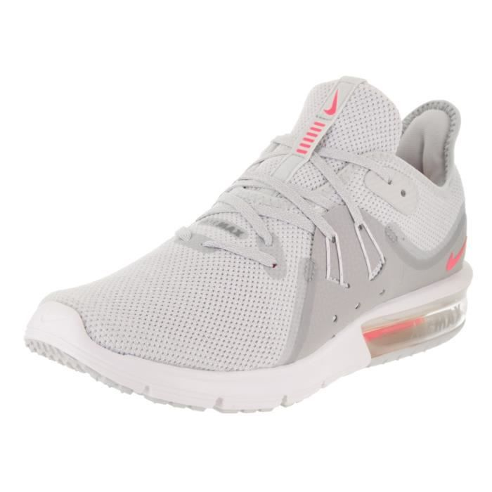 wholesale dealer 05f9a 0253c BASKET NIKE Femmes Air Max Sequent 3 course à pied RIXBA